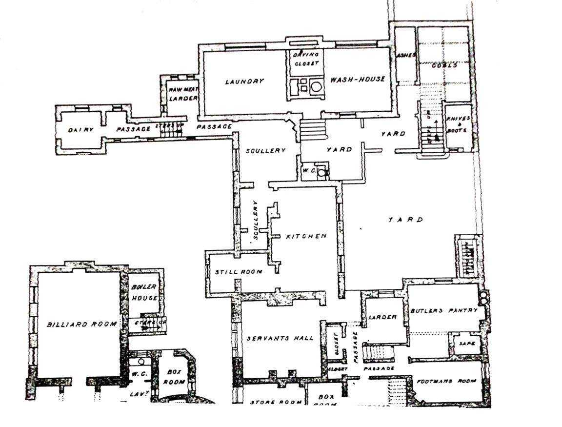 House plans with servant quarters Servant quarters floor plans